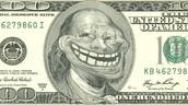 Lamar is wasting money!