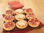Tiny Pizzas