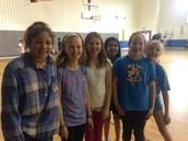 Good Friends in Fourth Grade!