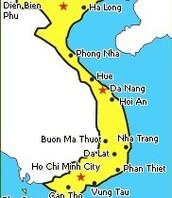 Vietnam Citites