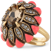 Rosanna Ring adjustable size $20