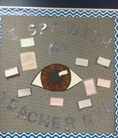 I Spy With My Teacher Eye
