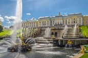 Peter the Great's palace today
