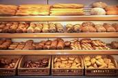 We have bread...
