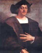 Christopher Columbus, Aged 55
