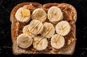 Nutty 'Nana Toast