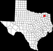 Hopkins County Location