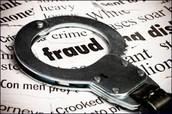 Fraud happens everyday!