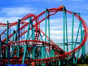 Energy of Roller Coasters