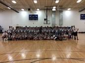 NIKE Basketball Camp Minnesota 2014