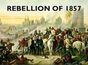 Rebellion of 1857
