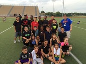 5th Grade Track and Field Meet
