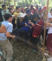 פעילות ODT ביער ליימן