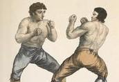 G.L. Barrett Teacher of Fencing and Boxing