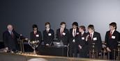 Boy winners