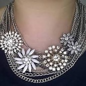 metropolitan mixed chain necklace - originally $198, NOW $99 OBO