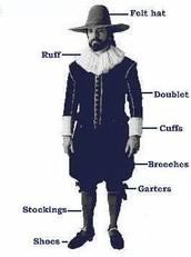 Colonial Men