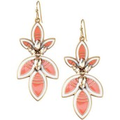 Hibiscus Earrings- Versatile style 2