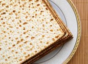 "Matzo ""the holy bread"""