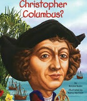 columbus cartoon drawing
