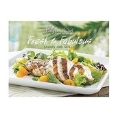 Fresh and Fab Cookbook £5.40 (rrp £9)