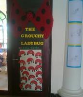 G1A - The Grouchy Ladybug