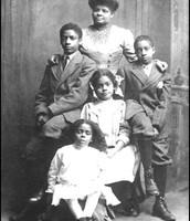 Ida B. Wells family