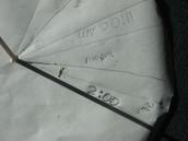 Our Class Sundial