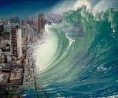 The Tsunami Occurs