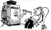 Media controls human