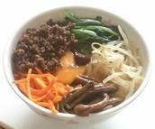 비빔밥(Bibimbap)