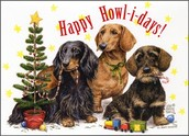 Happy Howl-i-days to You and Your Pup!