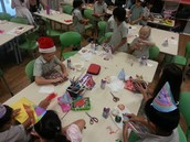 G1 JWo: Unwrapping presents from secret Santa