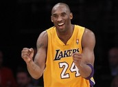 #8 Kobe Bryant (AKA The Black Mamba)
