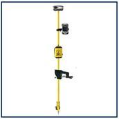 HydroLite-TM hydrographic survey pole