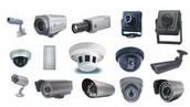 Cámaras de seguridad( CCTV)  Sistemas Contra Incendios y control de acceso.