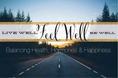 Live Well, Feel Well, Be Well Challenge!