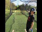 Batting Practice - In Season