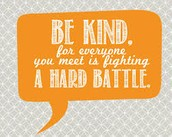 Kindness/Respect