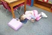 """Finding a Comfortable Place During """"Read to Self"""""""