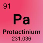 Pa (Proactinium)