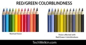 Red-Green ColorBlindness