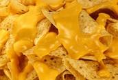 Cheese Nachos!