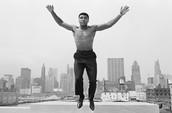 Muhammad Ali is still alive today.