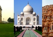 Golden Triangle Tour - A Single Tour Covering 3 Best Heritage Cities