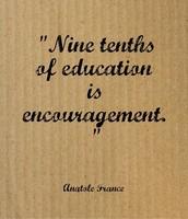 Encourage!