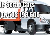 Courteous, professional and LEGAL scrap vehicle disposal service