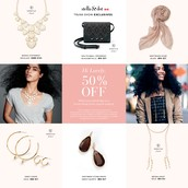 Feb Trunk Show Exclusive offers