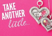 Mother- Daughter locket