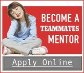 Do you know someone who would make a great Team Mate mentor?